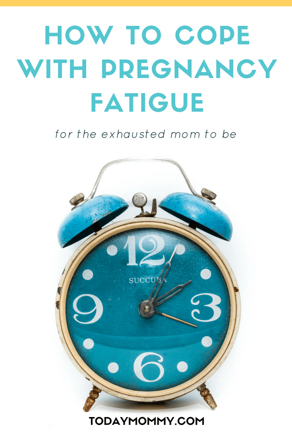 How To Cope With Fatigue During Pregnancy
