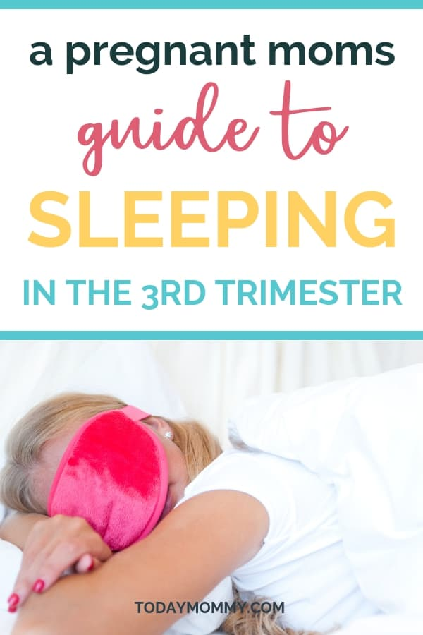 Must Try Tips For Sleeping Better While Pregnant
