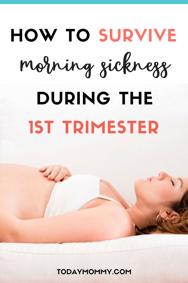 The Top Morning Sickness Remedies For Expecting Moms