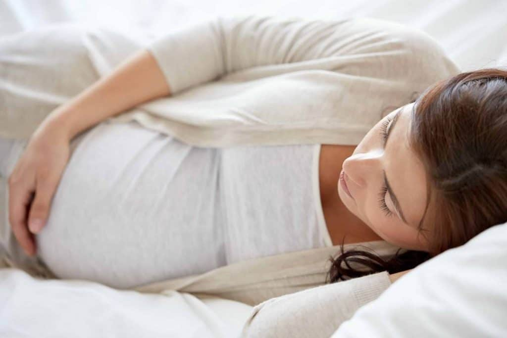 How To Sleep Better While Pregnant