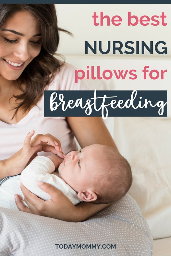 The Best Nursing Pillows For Breastfeeding Moms