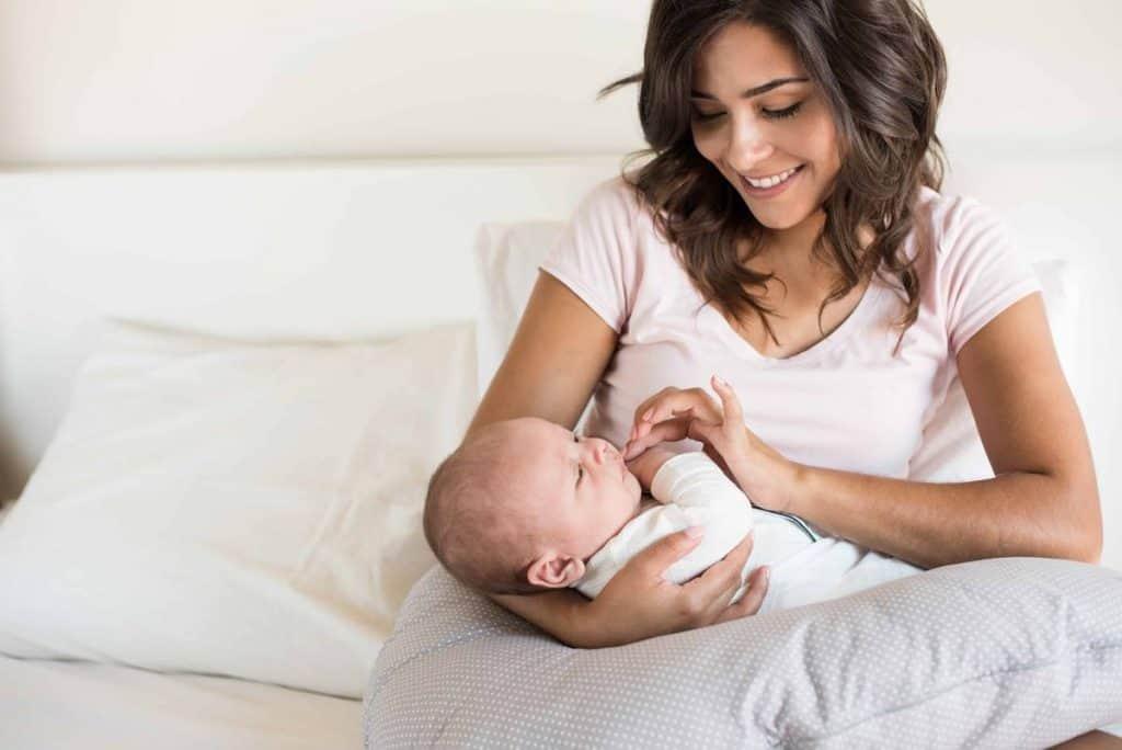 The Best Nursing Pillows For Breastfeeding Moms