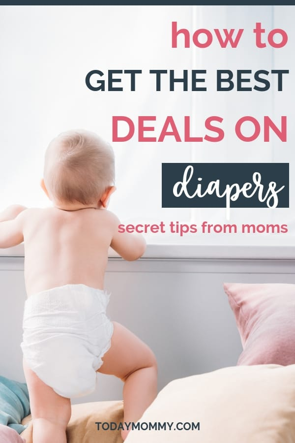 A Moms Guide For The Cheapest Place To Buy Diapers