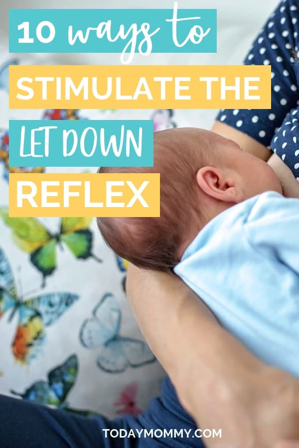 The Let-Down Reflex: What It Means For Breastfeeding Moms