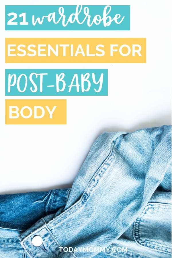 21 Types Of Postpartum Clothing To Help You Feel Comfortable & Stylish