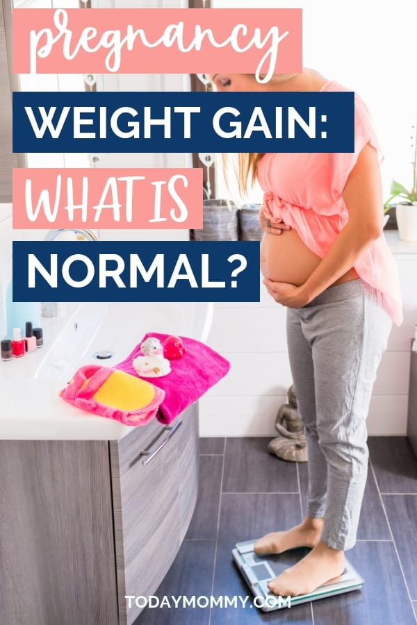 Pregnancy Weight Gain Breakdown: Is Yours Normal?