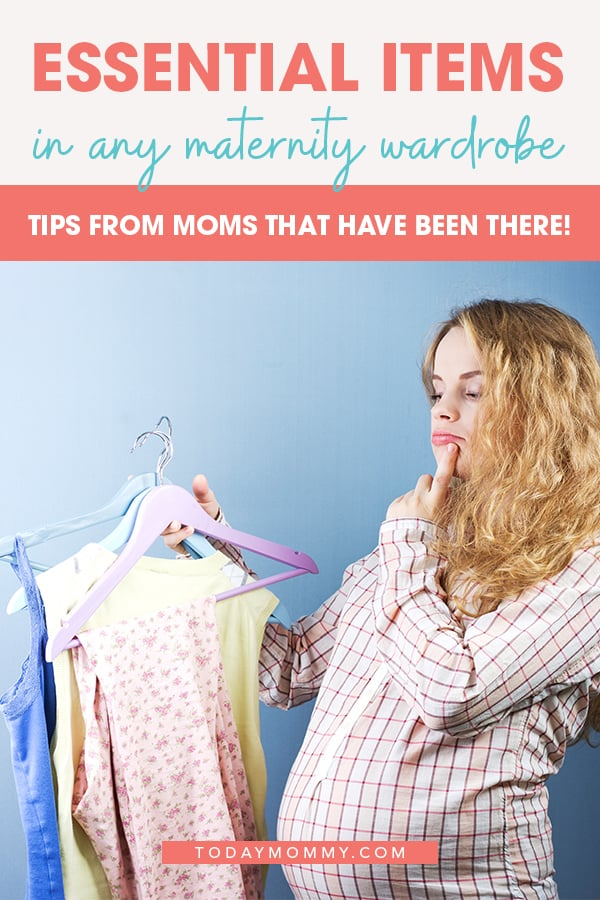 The most comfortable maternity clothes for pregnant moms